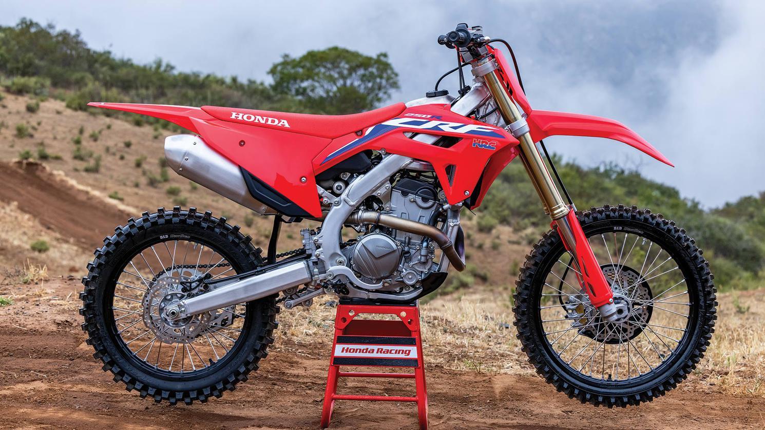 2022 Honda CRF 250