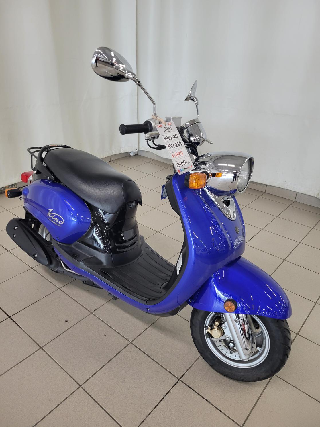 Yamaha VINO 125 2008