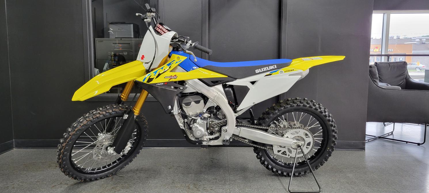 Suzuki RMZ-250 2022