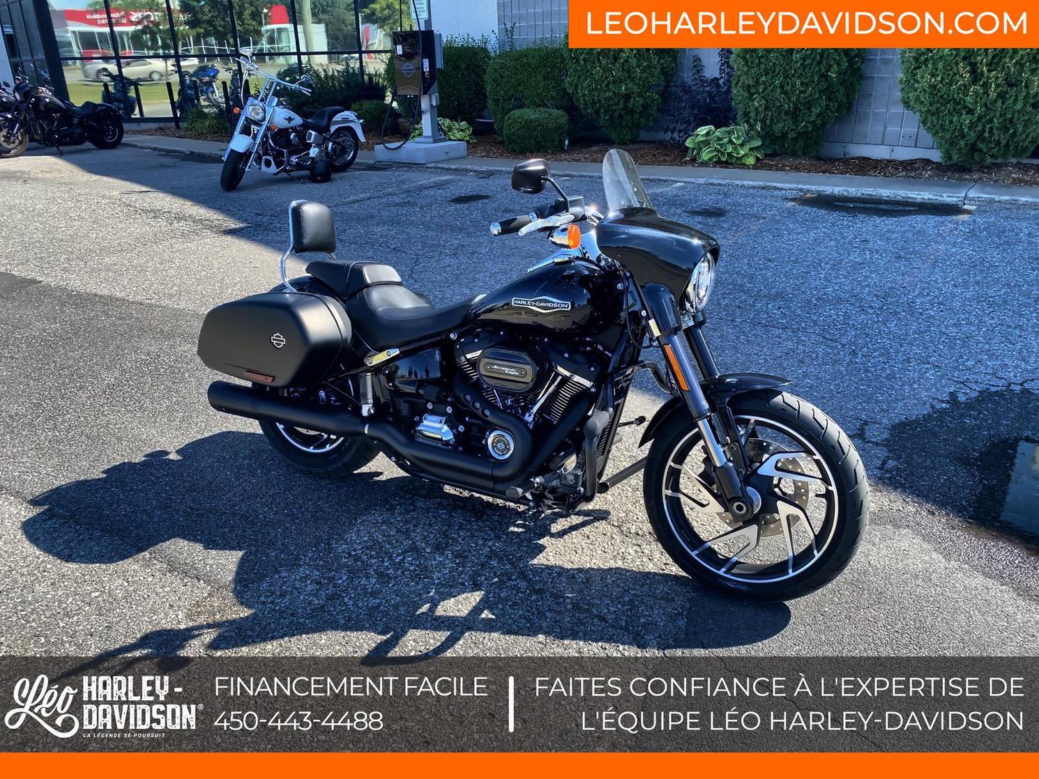 Harley-Davidson ST-Softail Sport Glide 2019 - FLSB