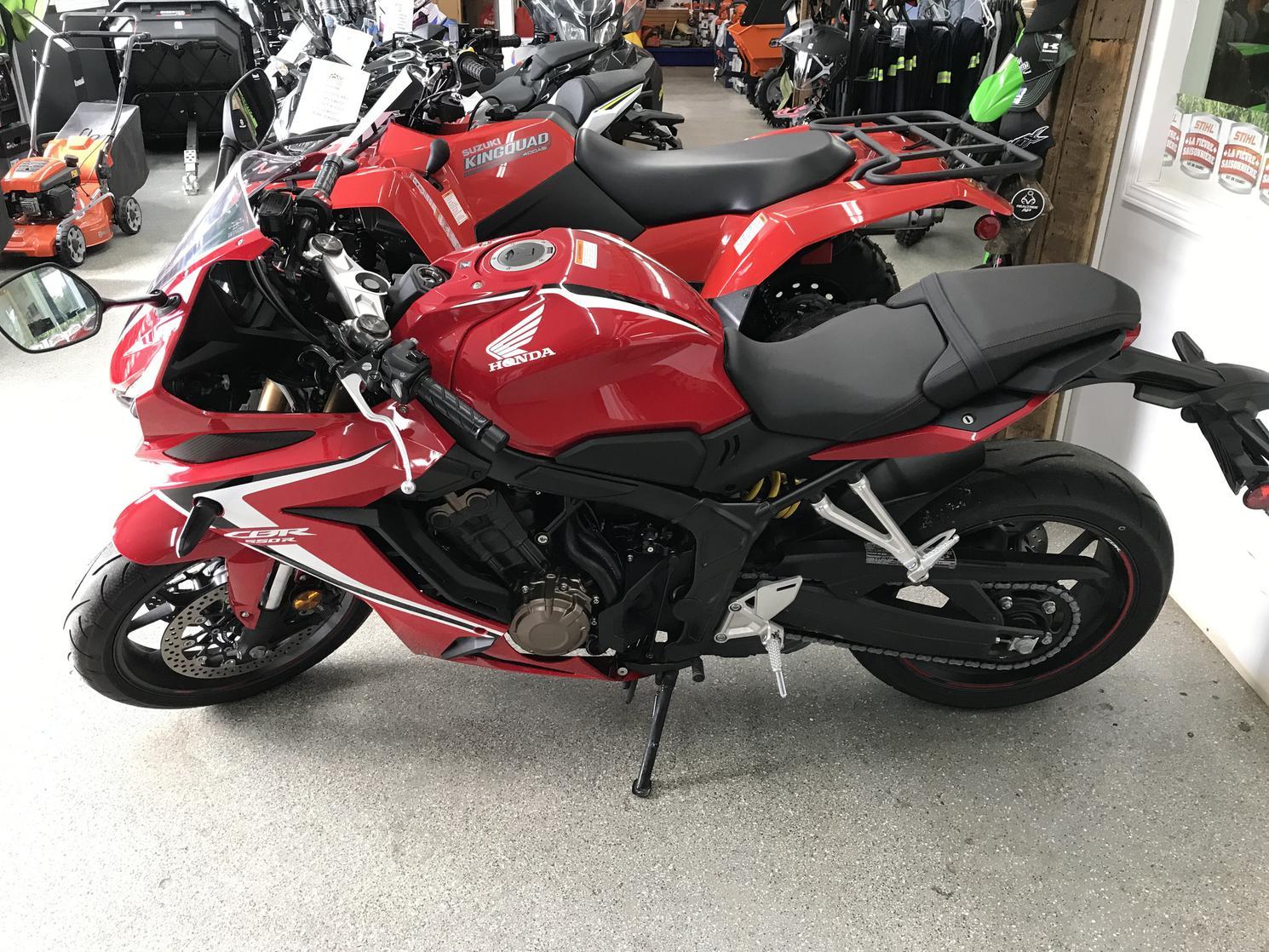 2020 Honda CBR650 650