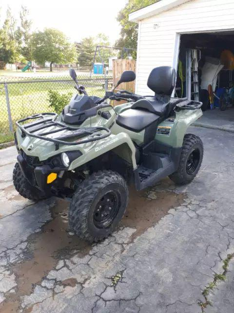 2020 Can-Am OUTLANDER 570 MAX