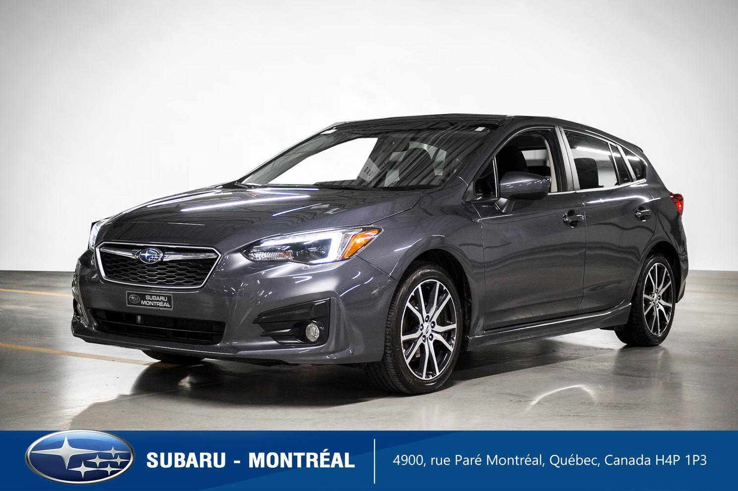 2018 Subaru Impreza Sport Hatchback