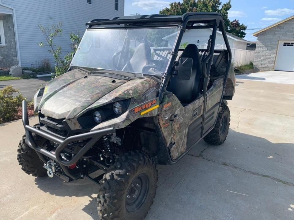 2020 Kawasaki TERYX 800