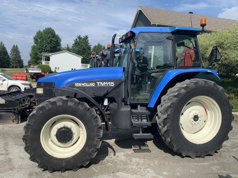 New Holland TM115 2003
