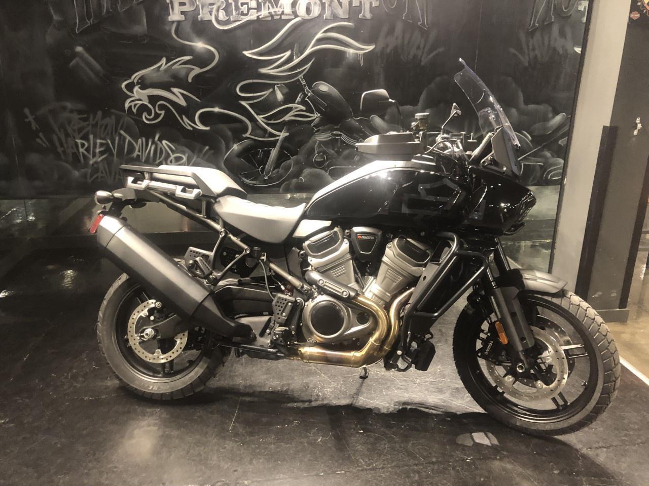 Harley-Davidson Pan America / RA1250S 2021