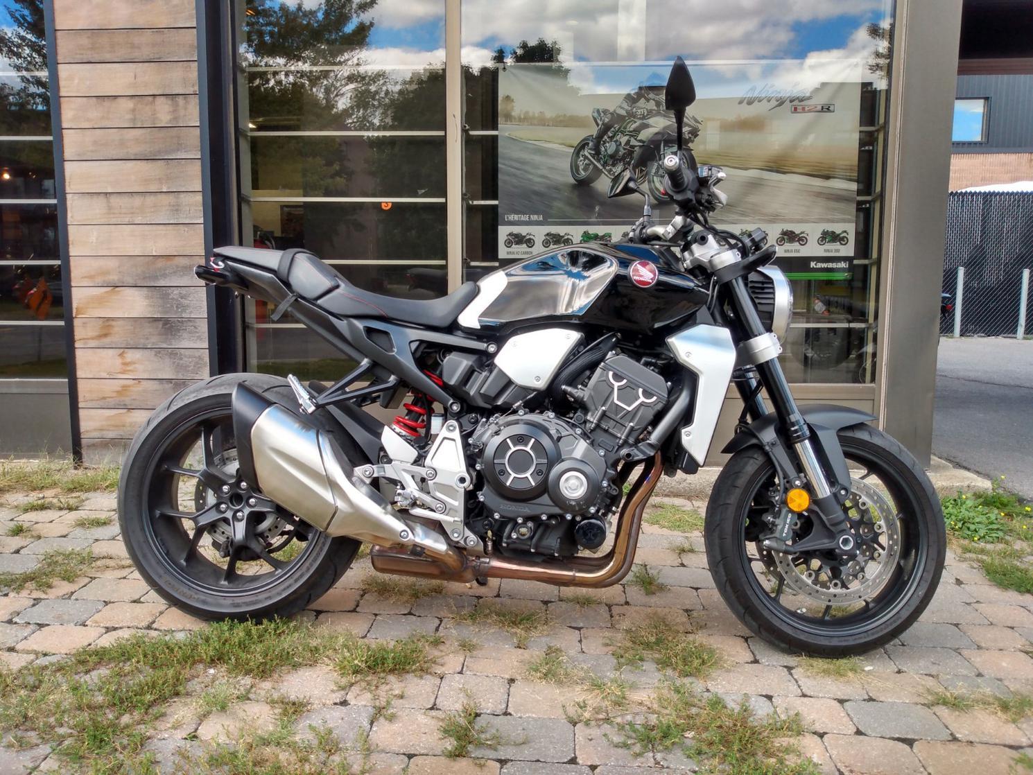 Honda CB1000 2018 - CB1000RA, ABS