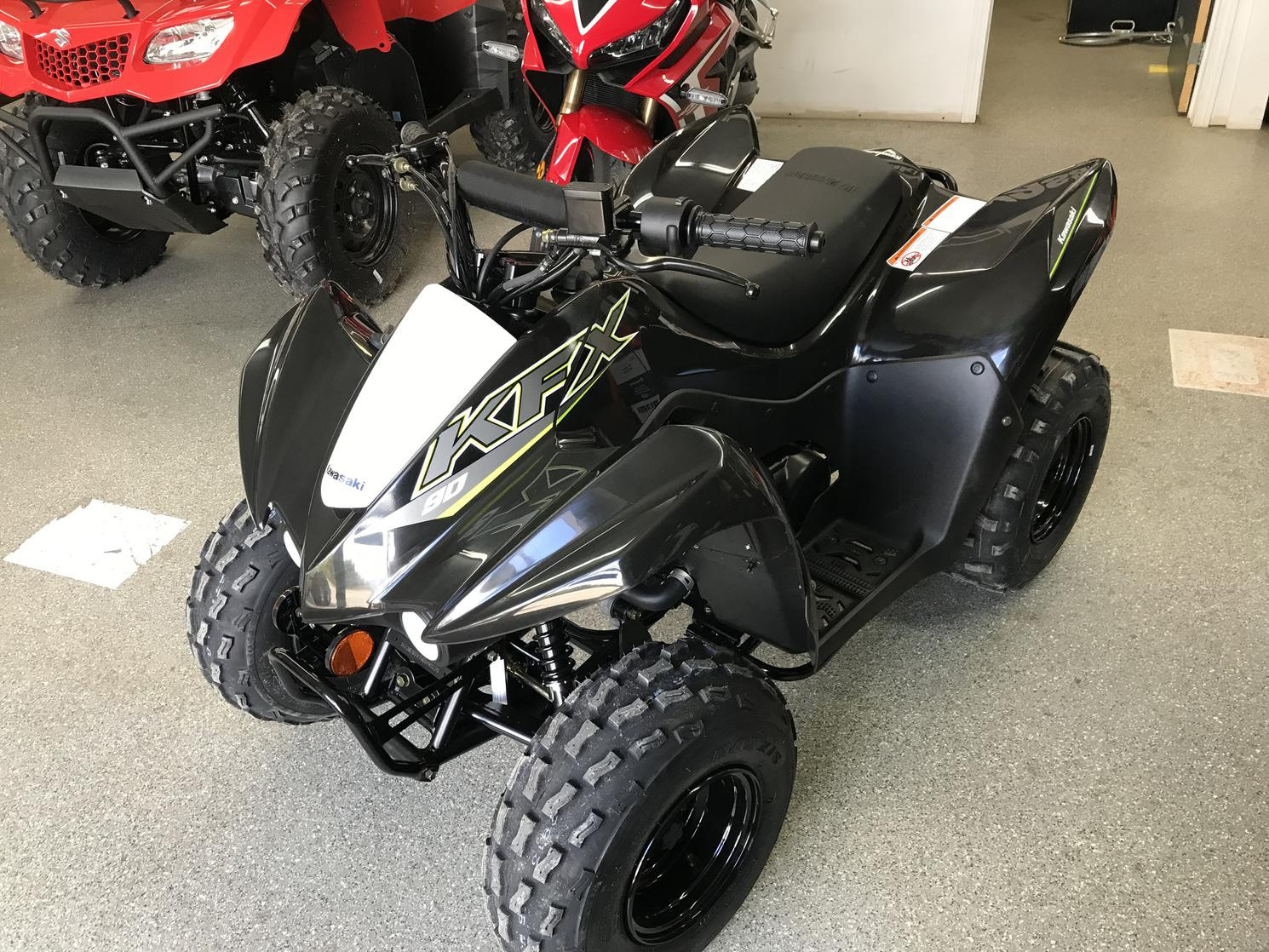 Kawasaki KFX 90 2022