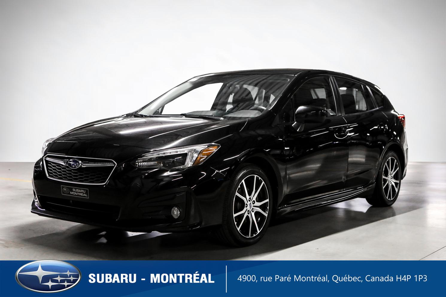2019 Subaru Impreza Sport Hatchback