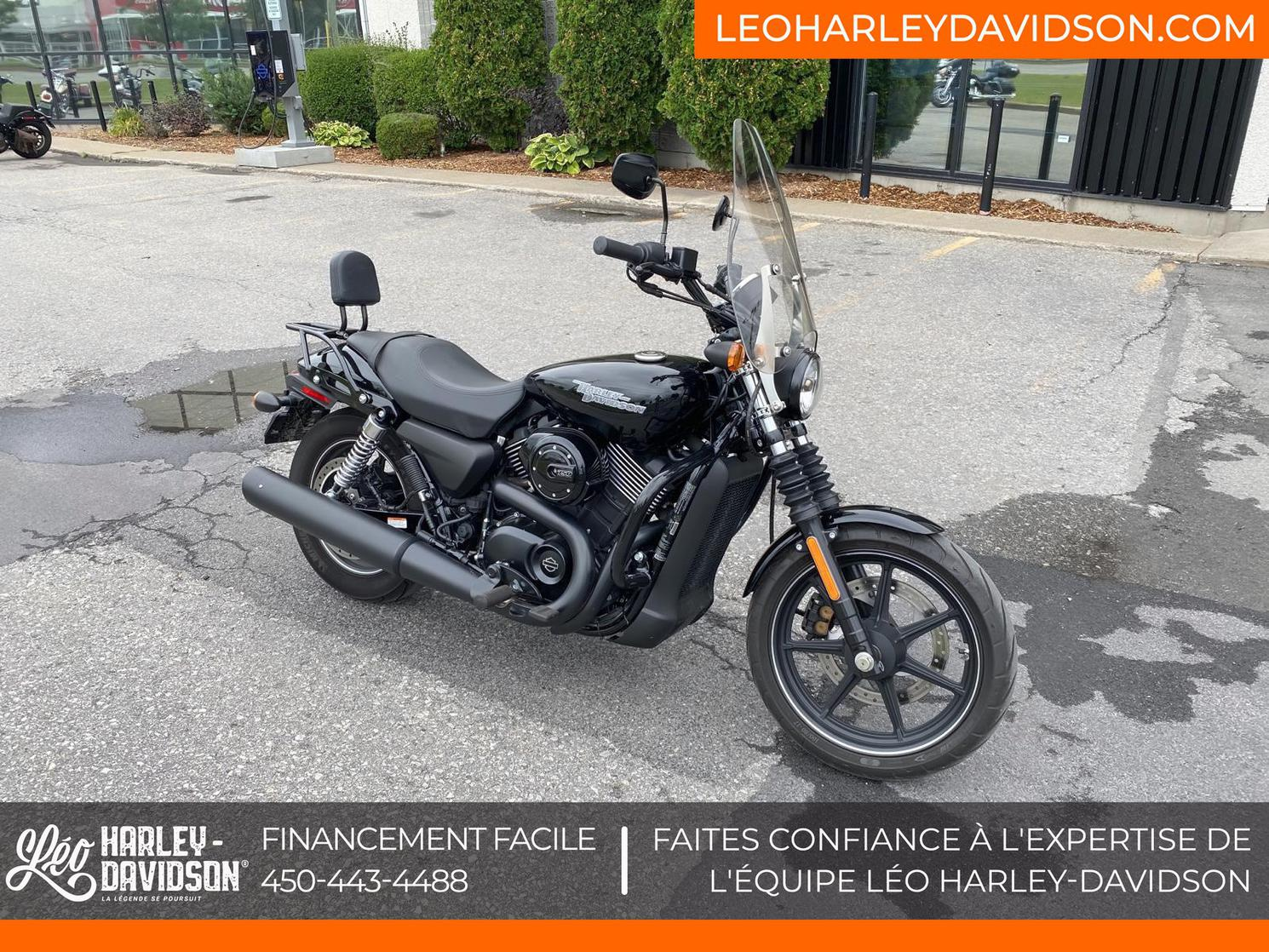 2018 Harley-Davidson XG750 STREET 750