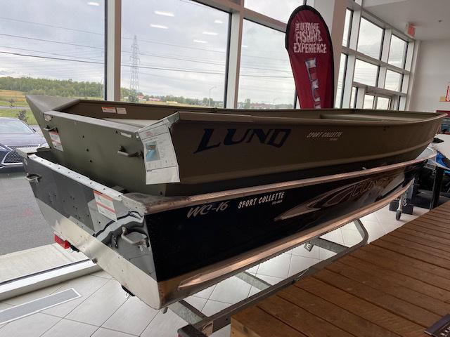 Lund Boat Co Jumbaot 1448 2019 - Neuf  2019 Pour vous chasseur .