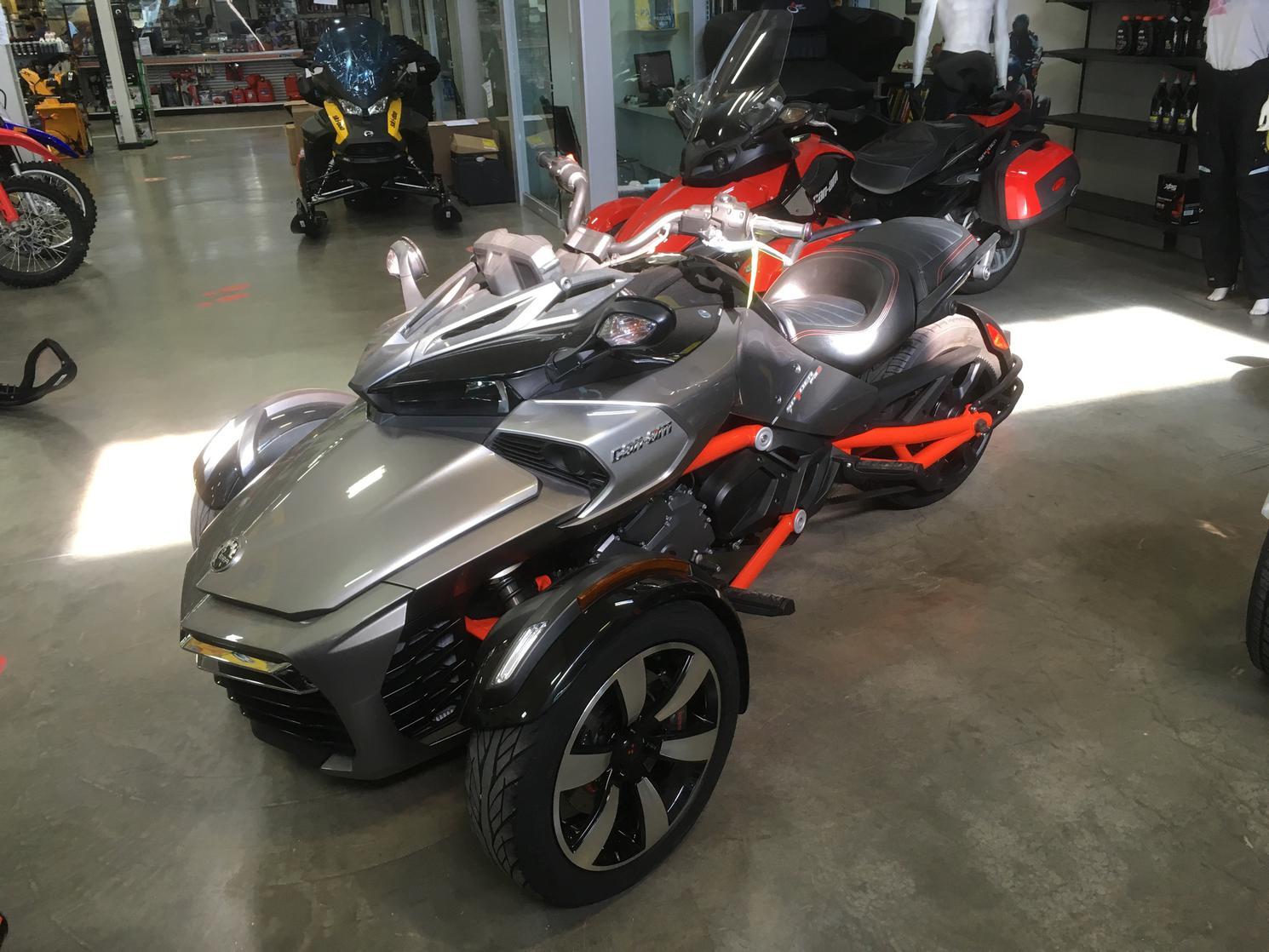 2015 Can-Am SPYDER F3 S SM6