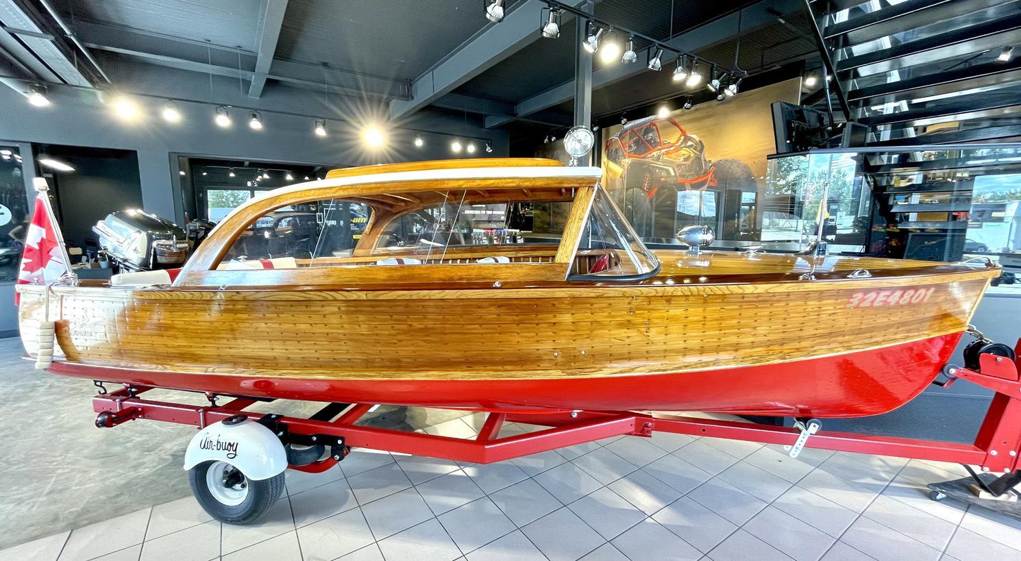 1955 Peterborough Seafarer 16