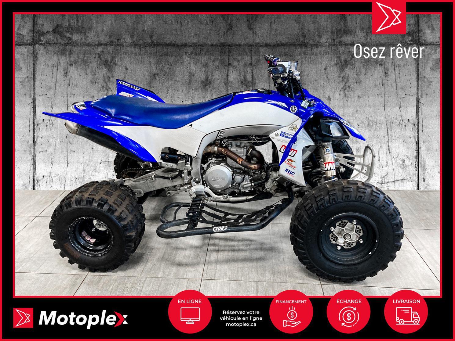 2011 Yamaha YFZ-450X - 47$/semaine