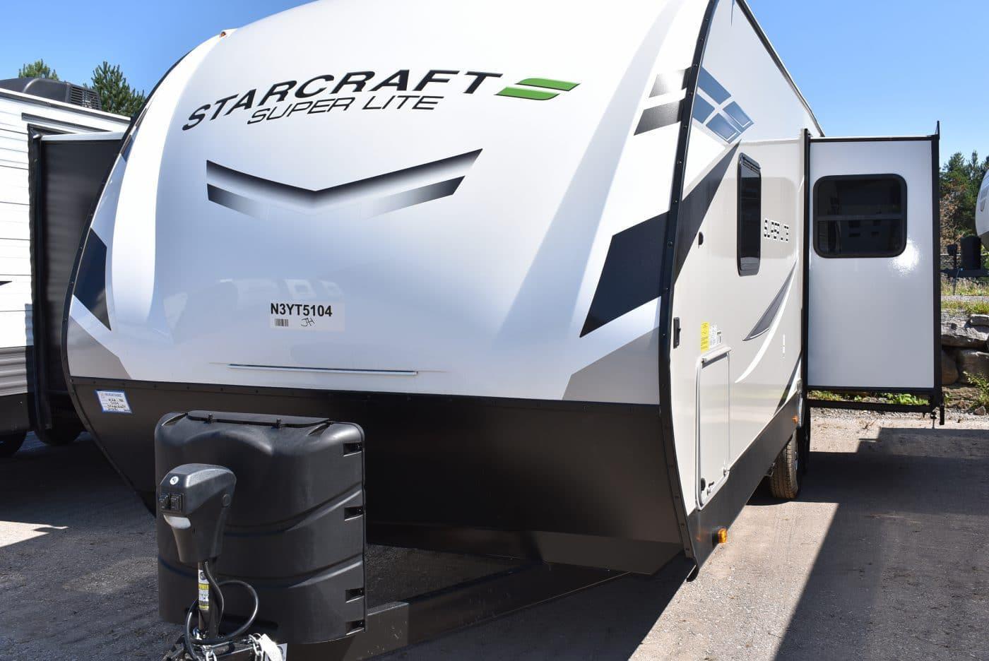 2022 Starcraft Super lite 242RL