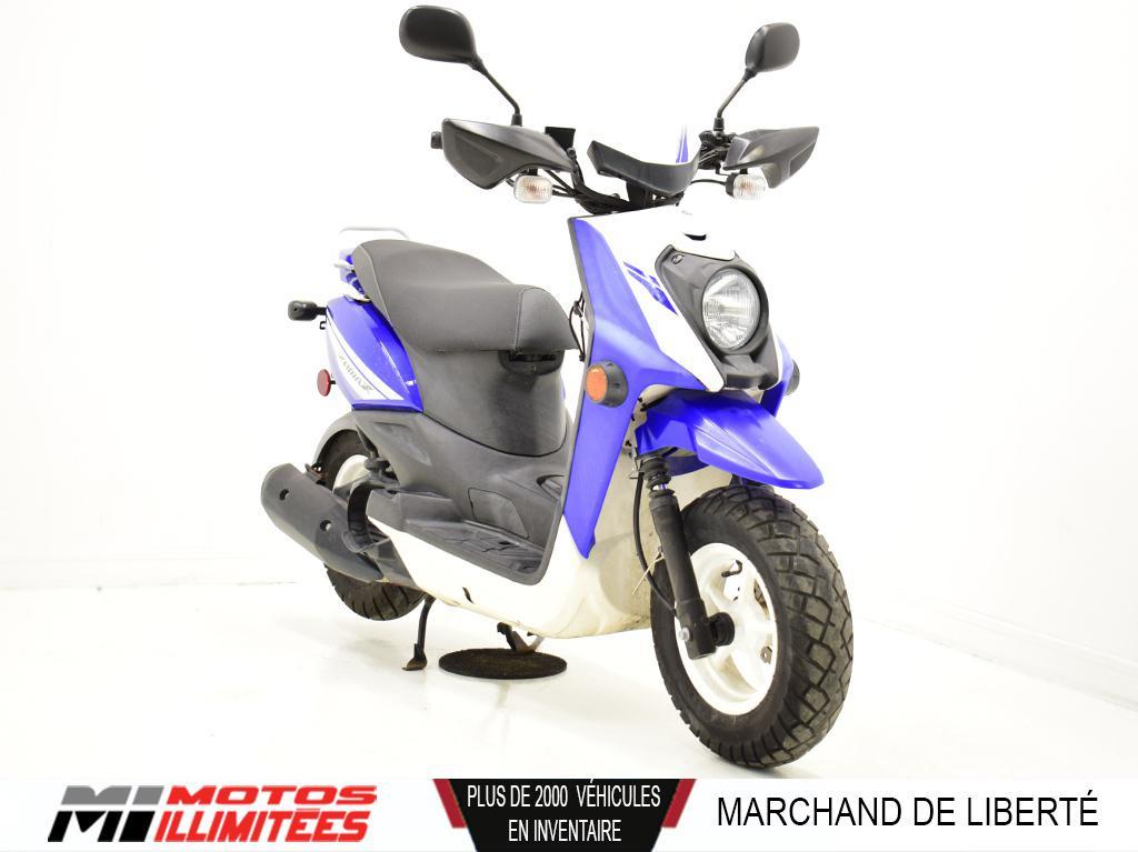 2014 Yamaha Zuma X Frais inclus+Taxes