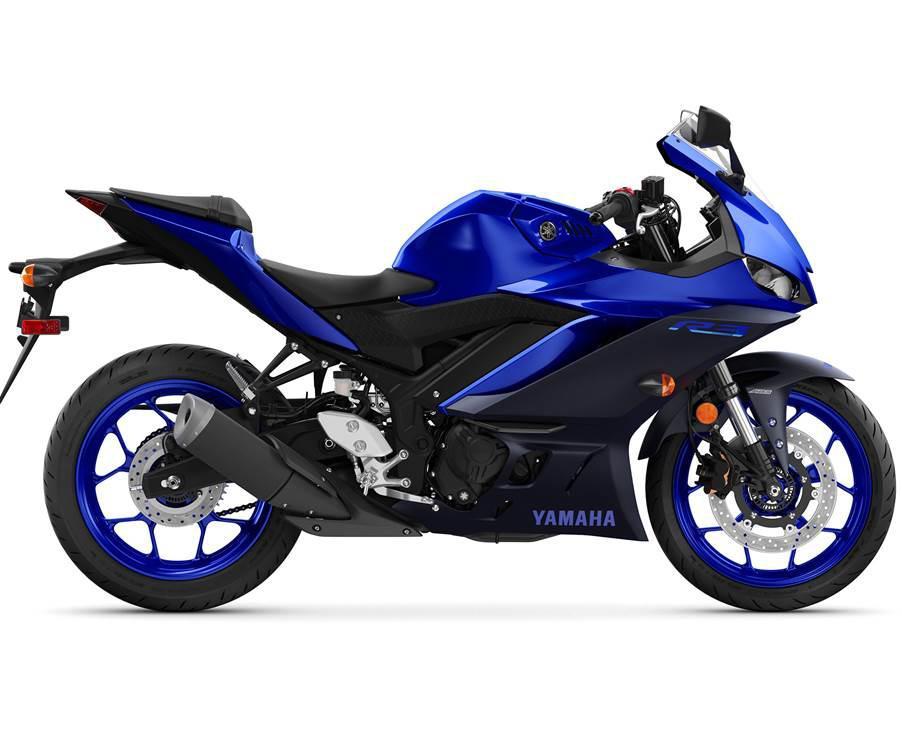 2022 Yamaha YZF-R3 Frais inclus+Taxes