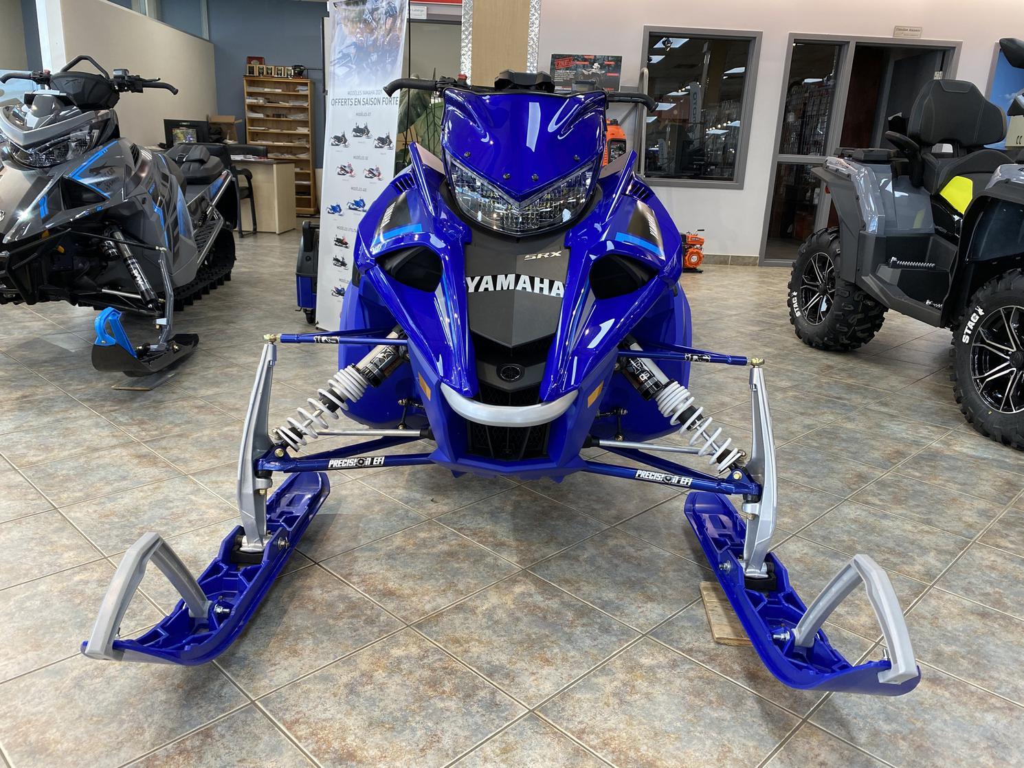 Yamaha Srx 2021 - Sidewinder