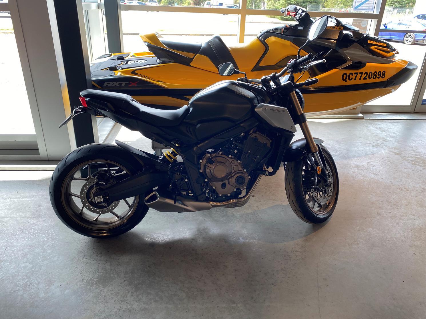 2021 Honda CB 650R