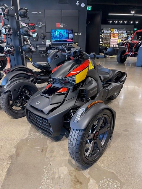 2021 Can-Am ATV boat for sale, model of the boat is Ryker 900 ACE & Image # 5 of 5