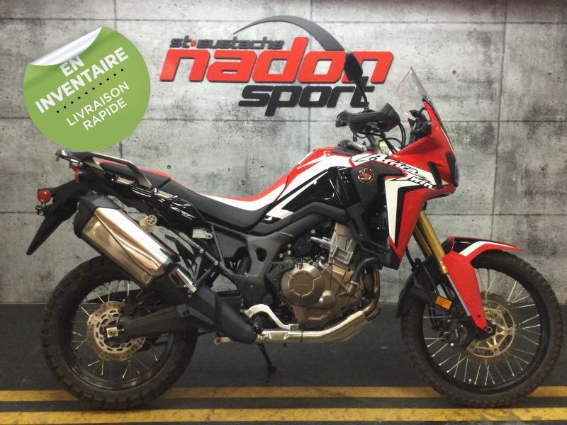 2016 Honda CRF10