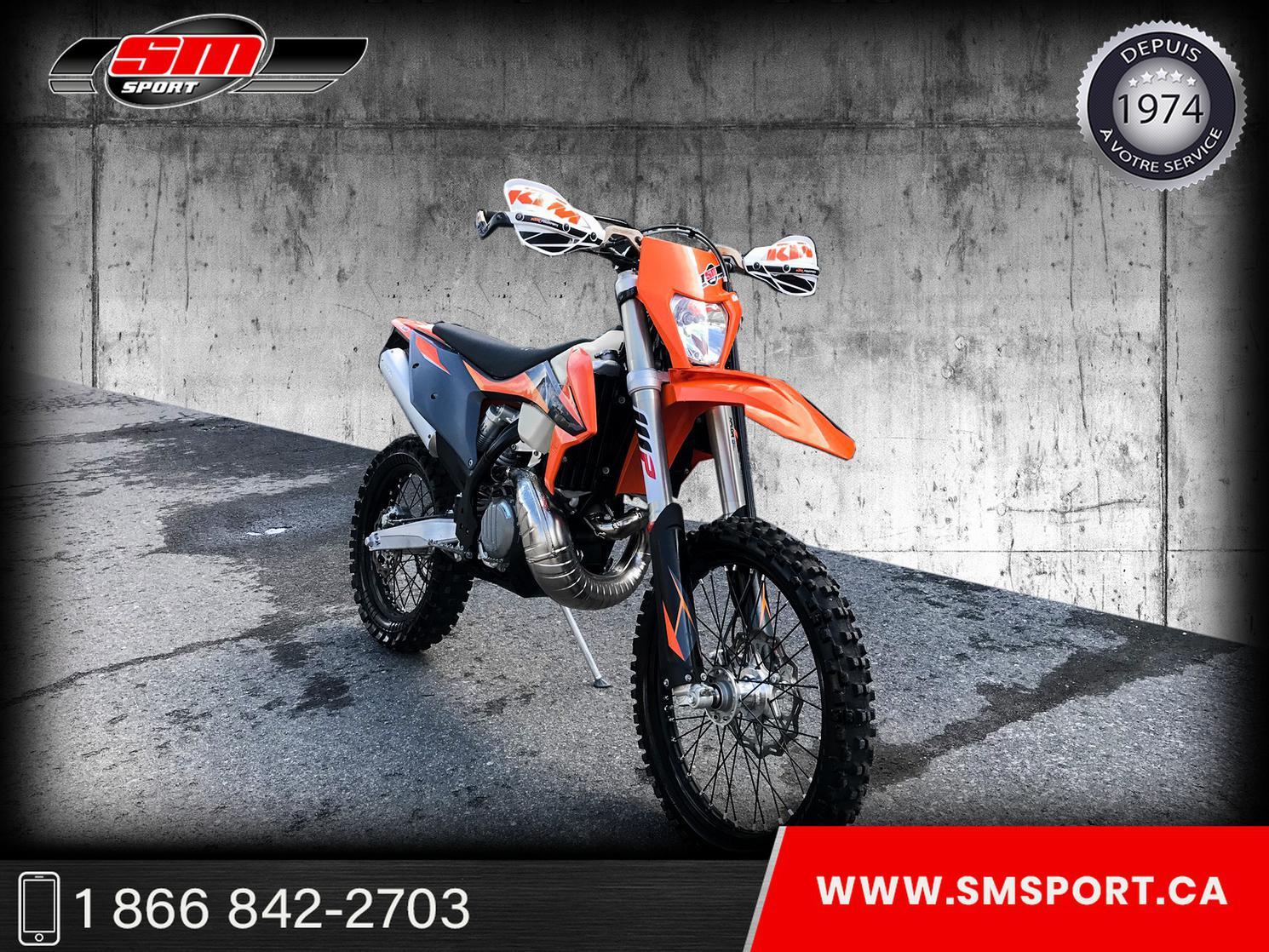 2021 KTM 300 XC-W