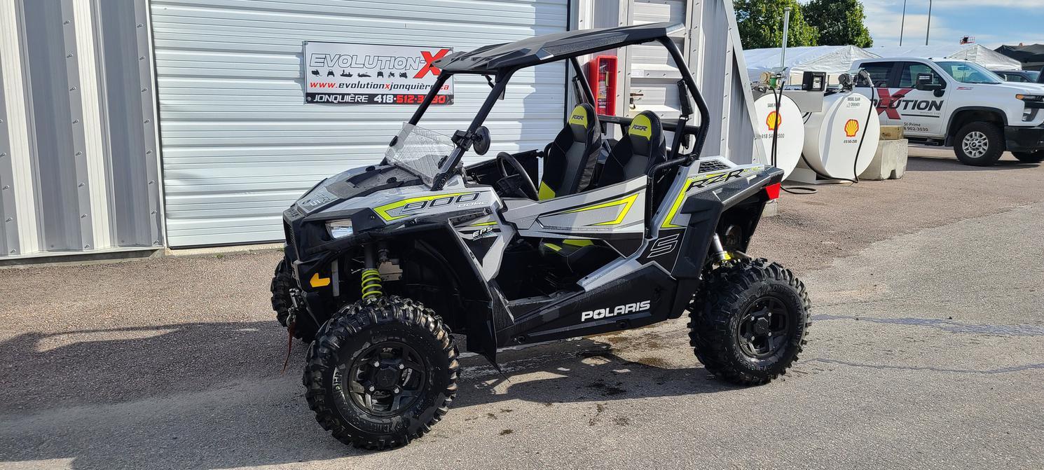 2018 Polaris RZR 900 S EPS