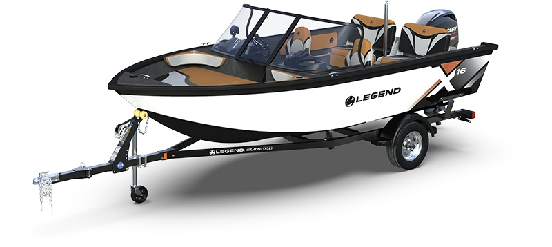2022 Legend Boats X16