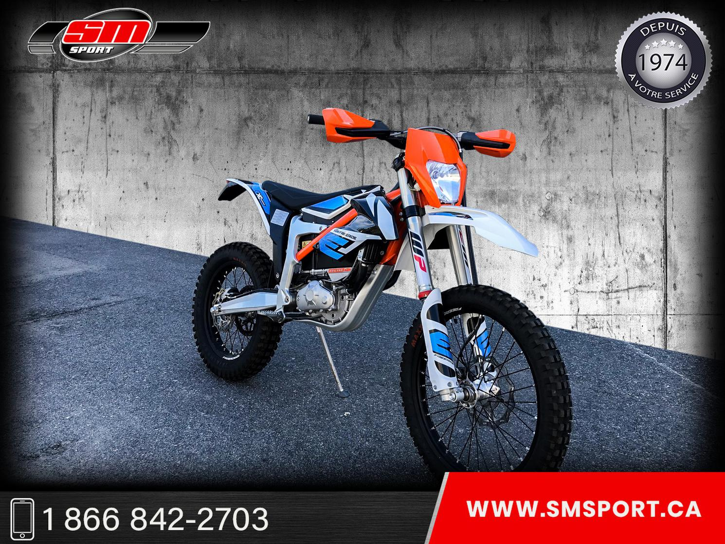 2021 KTM FREERIDE E-XC DEMO