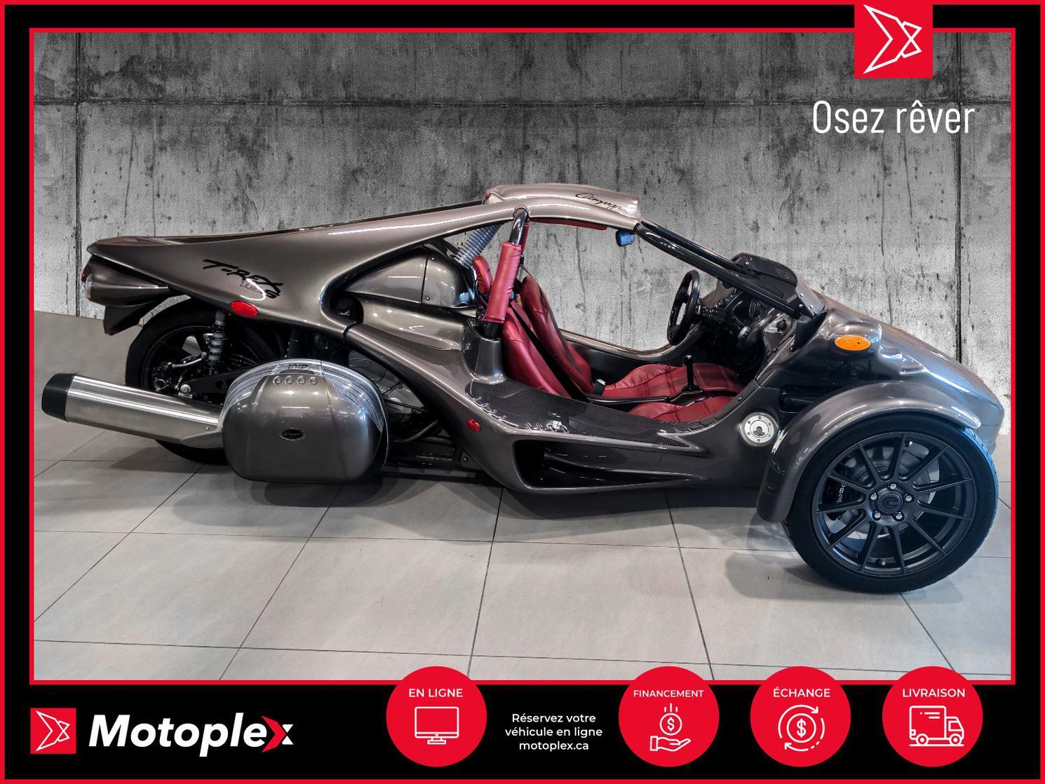 2017 Campagna T-REX 16S - 135$/semaine