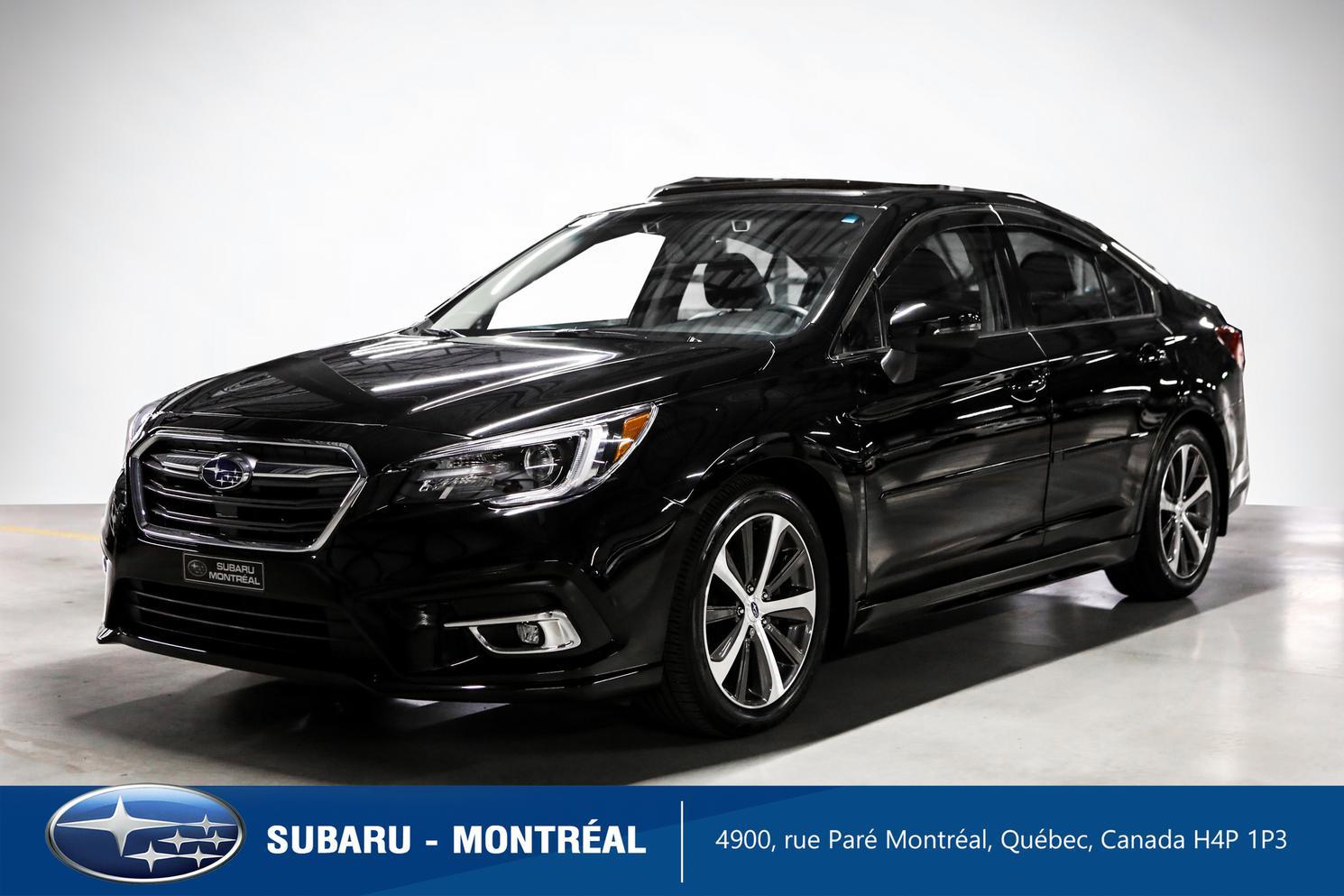 2019 Subaru Legacy Limited EyeSight