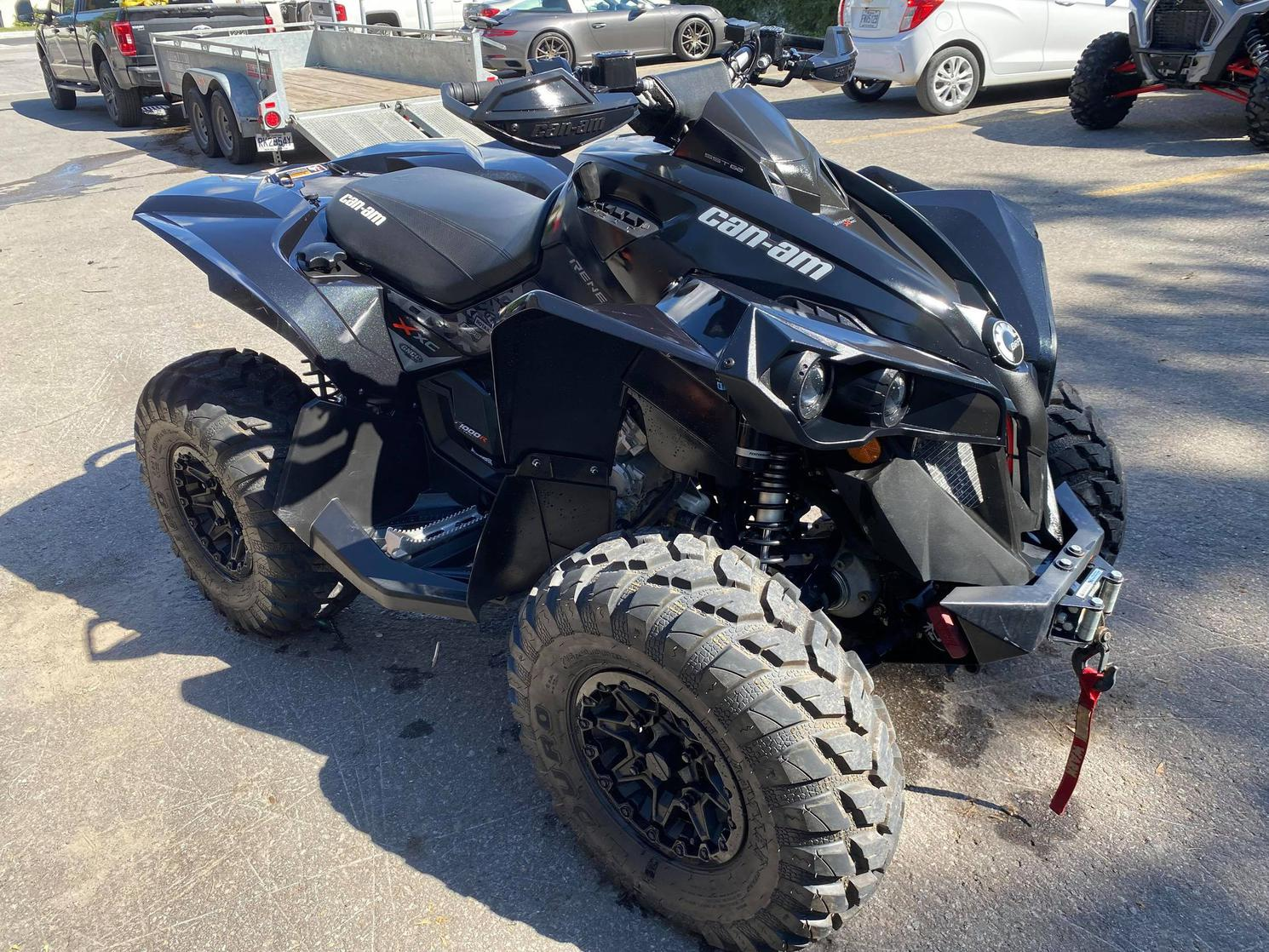 2017 Can-Am RENEGADE 1000R XXC