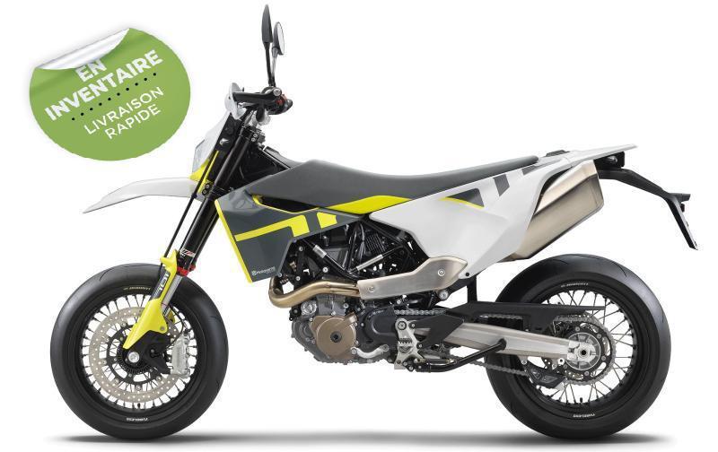 Husqvarna 701 Supermoto ( Prix régulier du manufacturier ) 2021