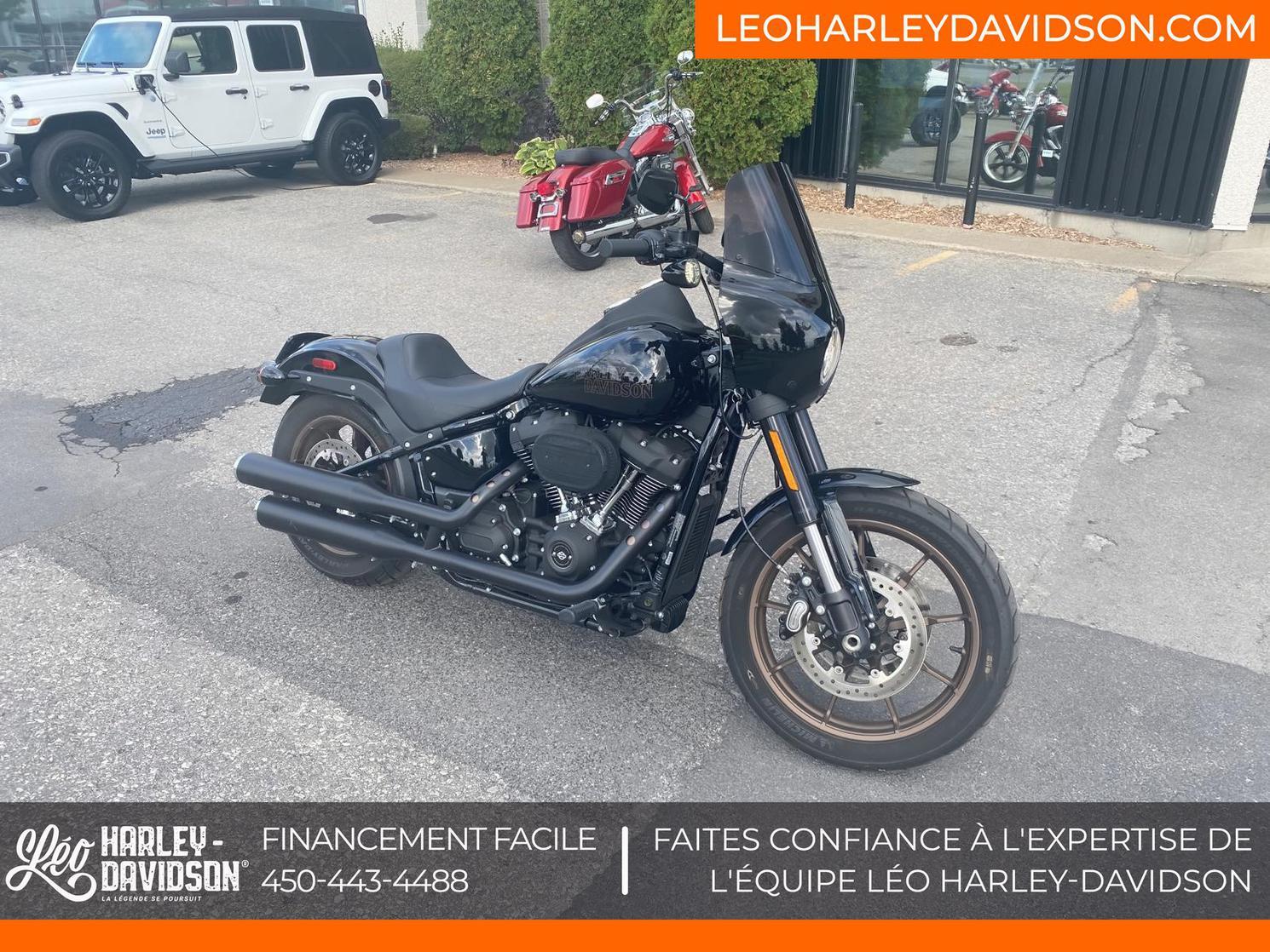 Harley-Davidson ST-Softail-Low Rider 2020 - fxlrs