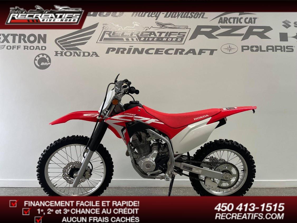 Honda CRF 2021 - 250F