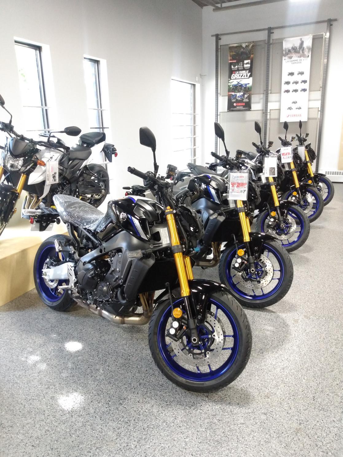 Yamaha MT-09 SP 2021 2021