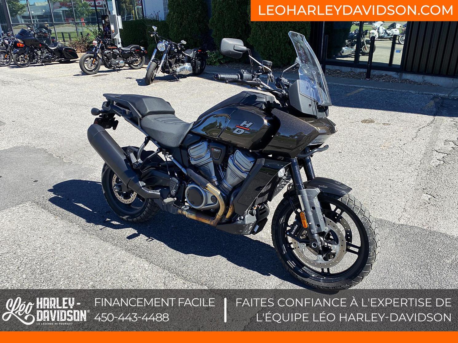Harley-Davidson pan america 2021 - RA1250