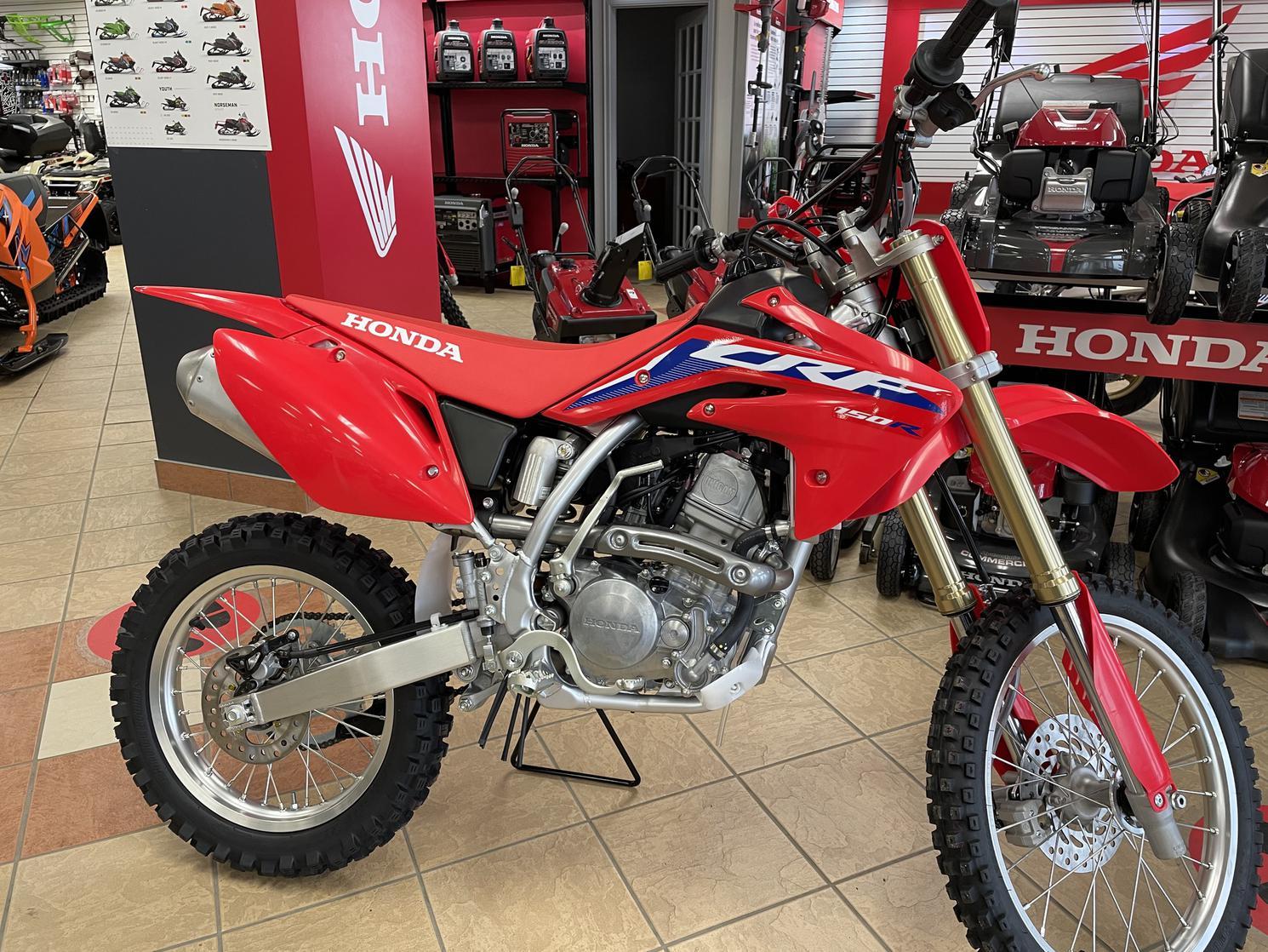 Honda CRF150R 2022