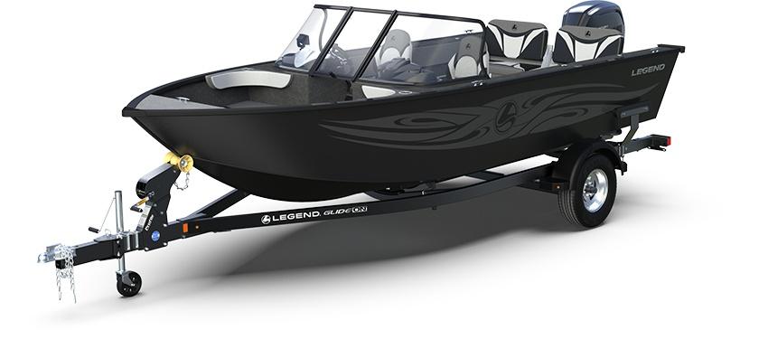 2022 Legend Boats F19