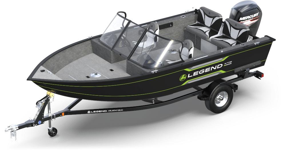 2022 Legend Boats 18 XTE Sport