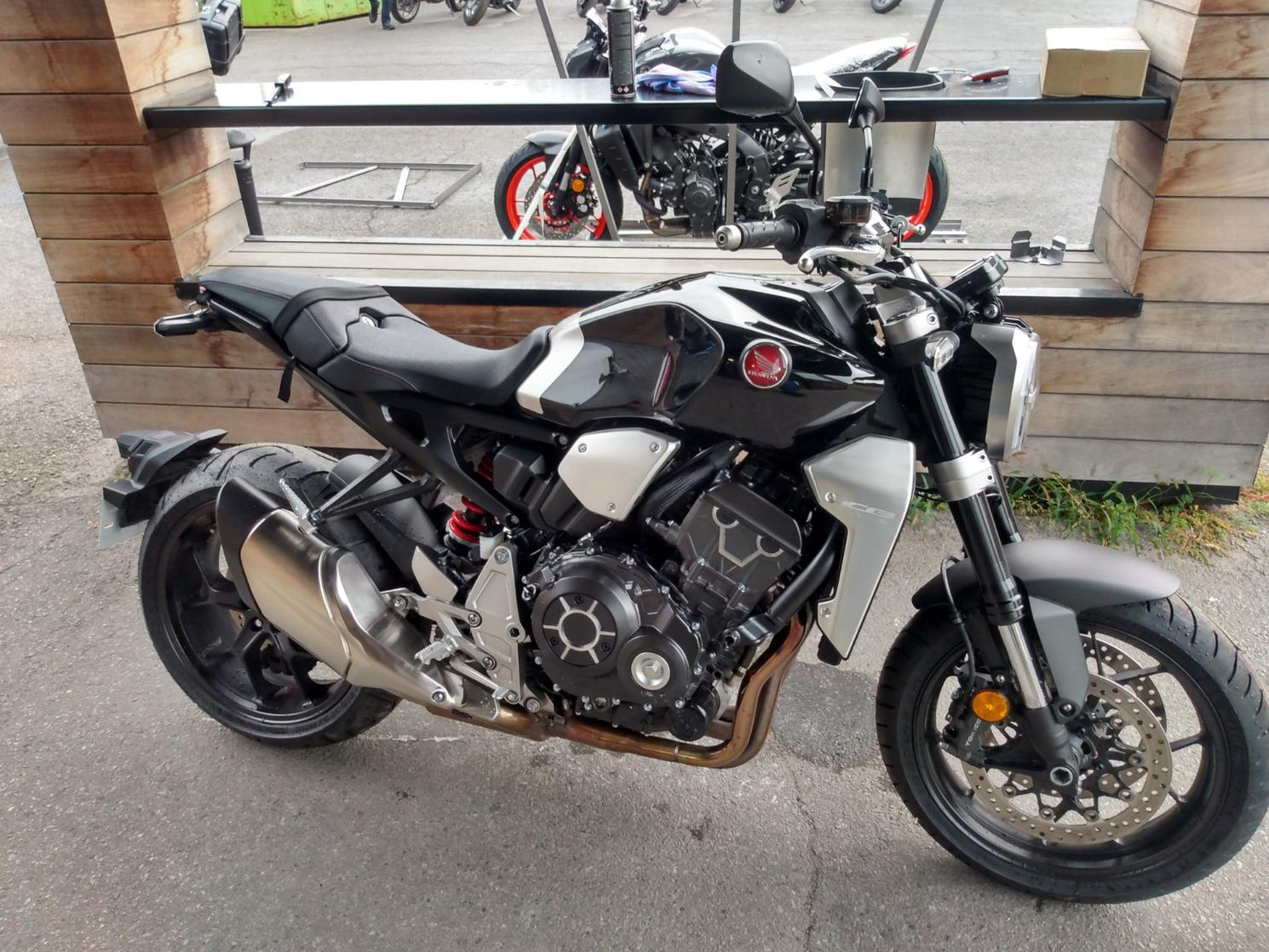 2018 Honda CB1000 - CB1000RA, ABS