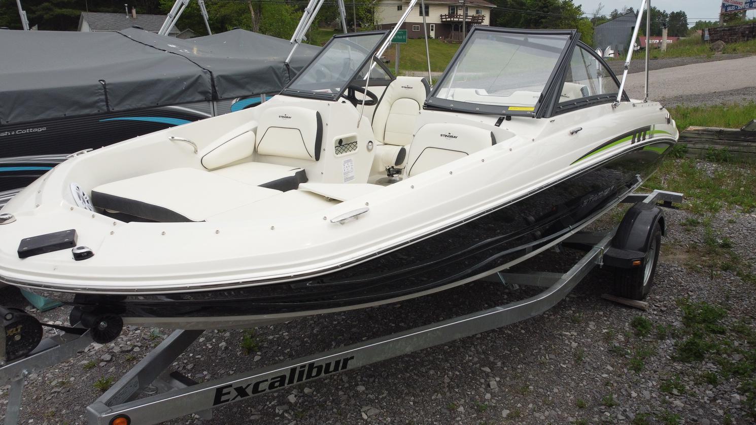 2022 Stingray Boat Co 191-DC