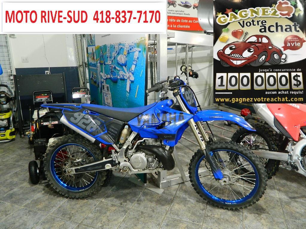 2021 Yamaha YZ 250