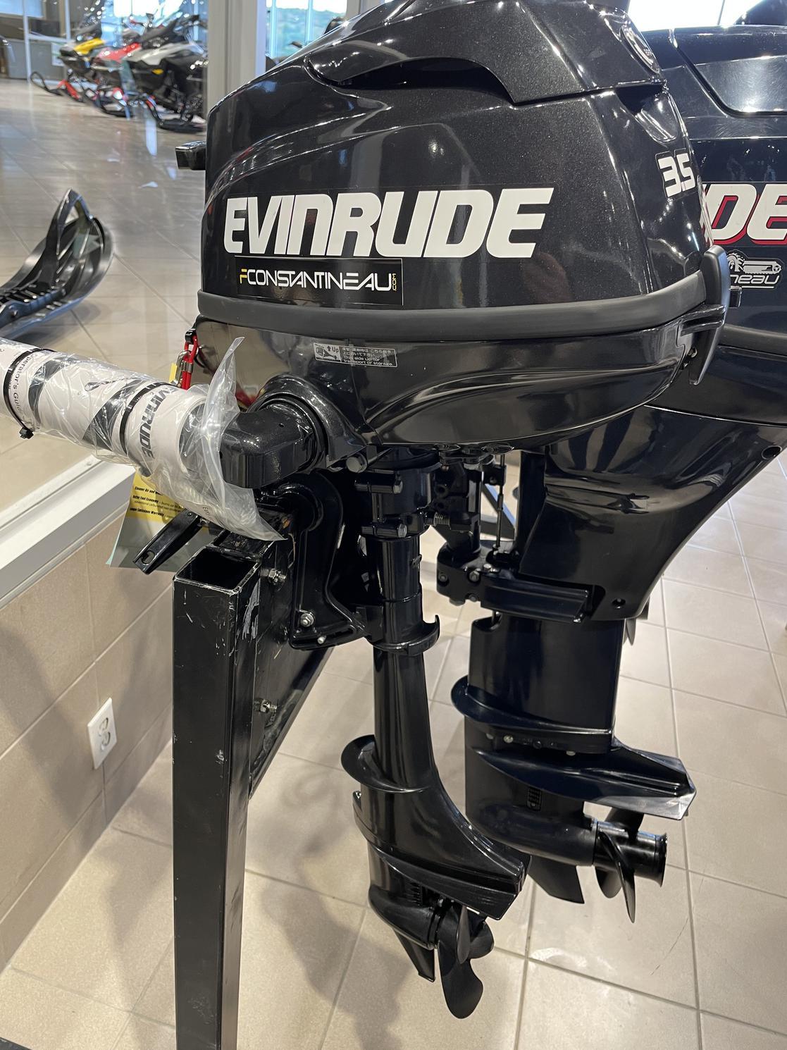 Evinrude E3RG4AF 3.5 2021