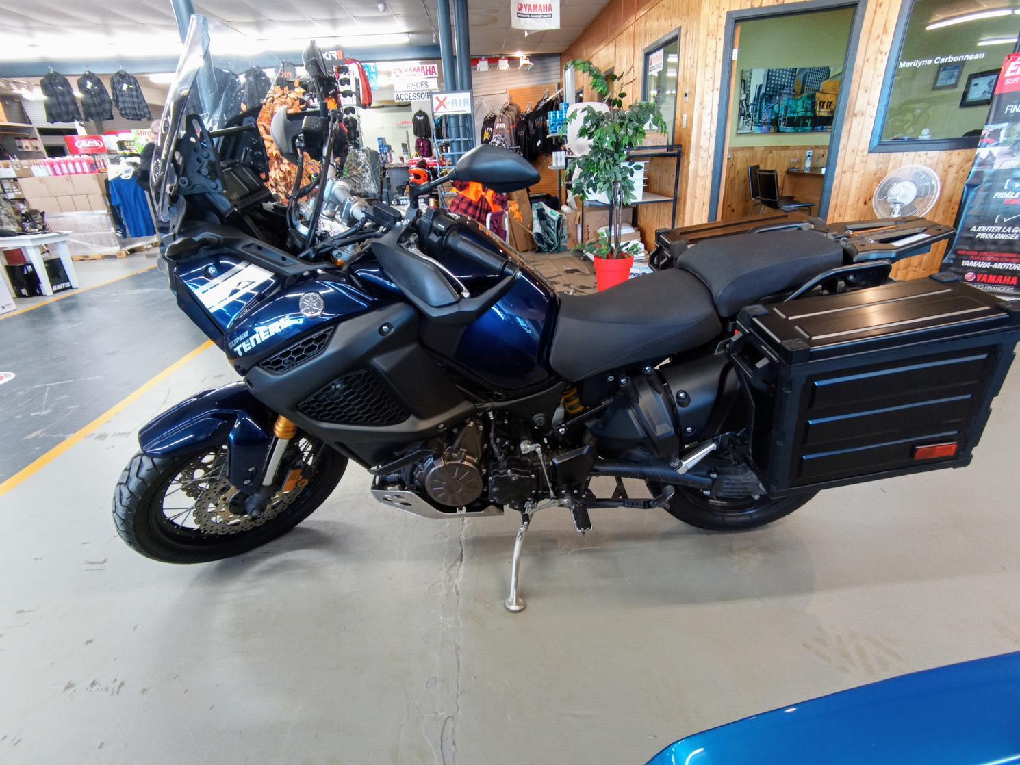Yamaha Super Ténéré - XT1200Z 2017