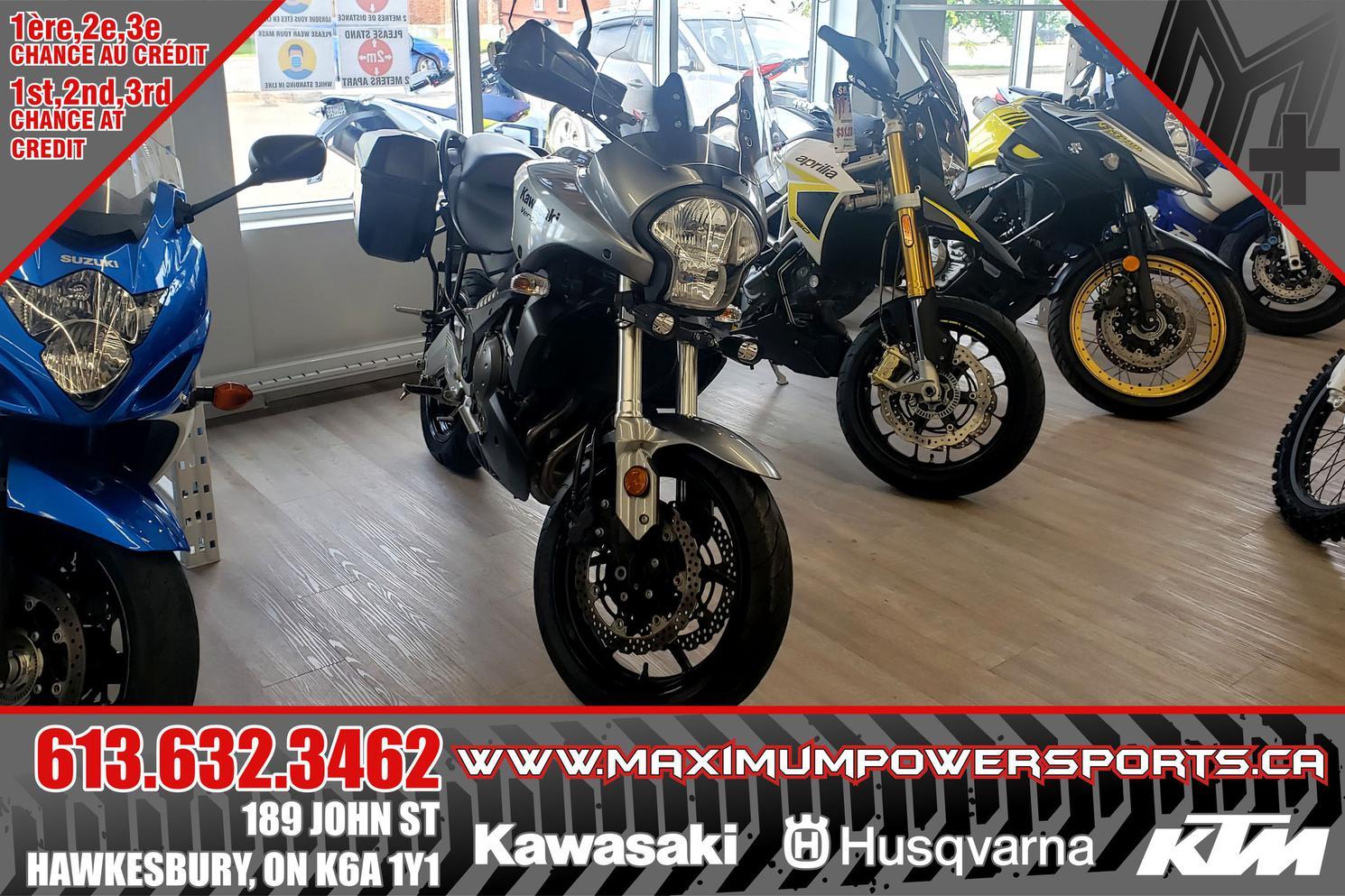 2009 Kawasaki VERSYS 650 ABS VERSYS 650 ABS