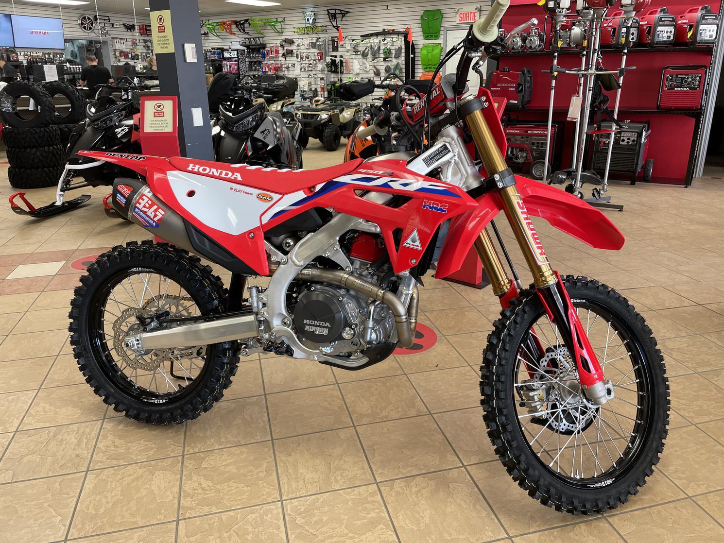 Honda CRF450RW 2022