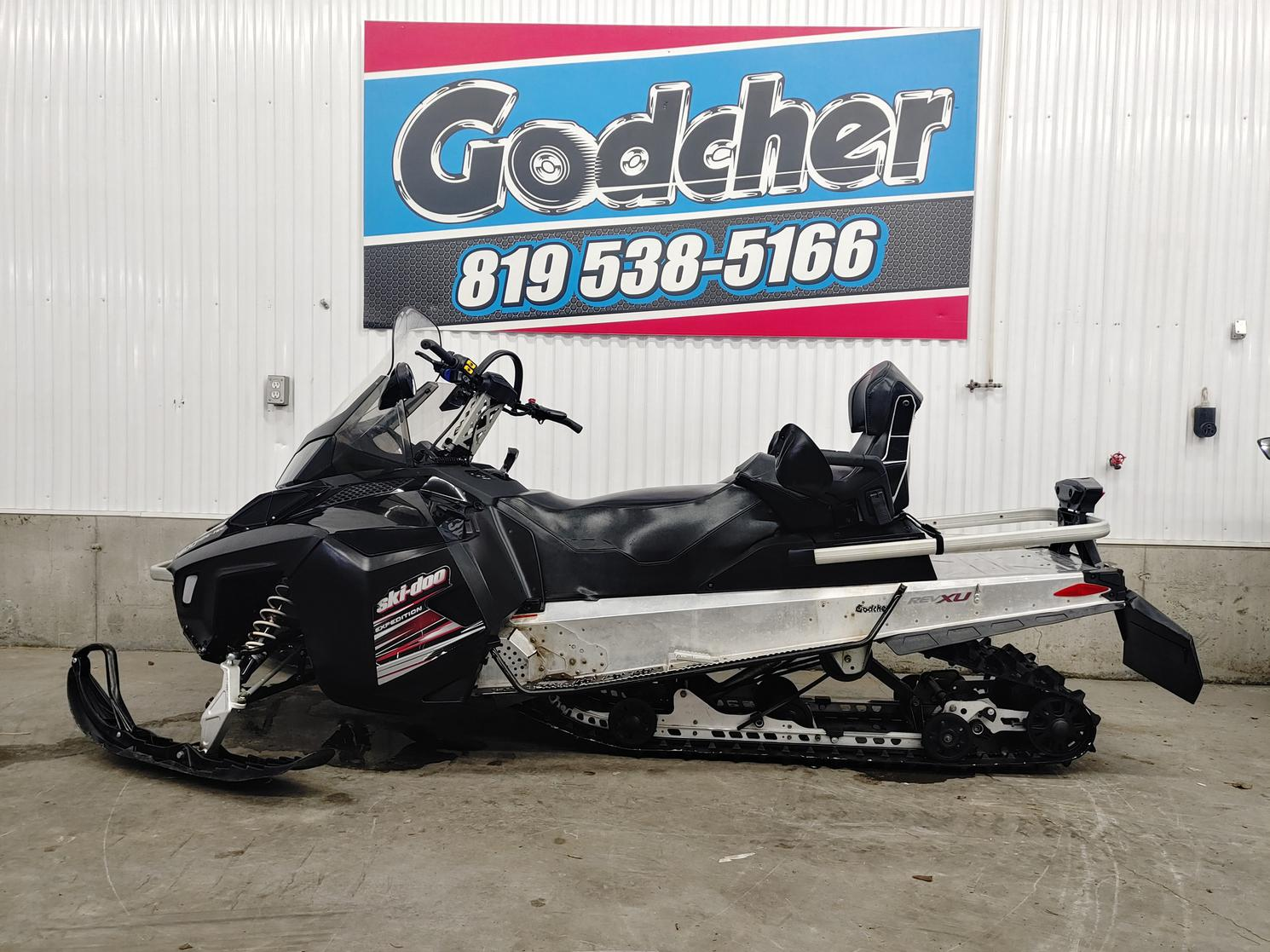 2011 Ski-Doo Expedition 600 E-Tech