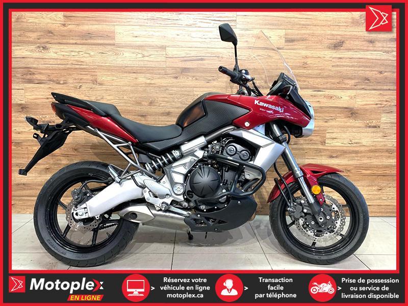 2011 Kawasaki VERSYS 650 - 30$/SEMAINE