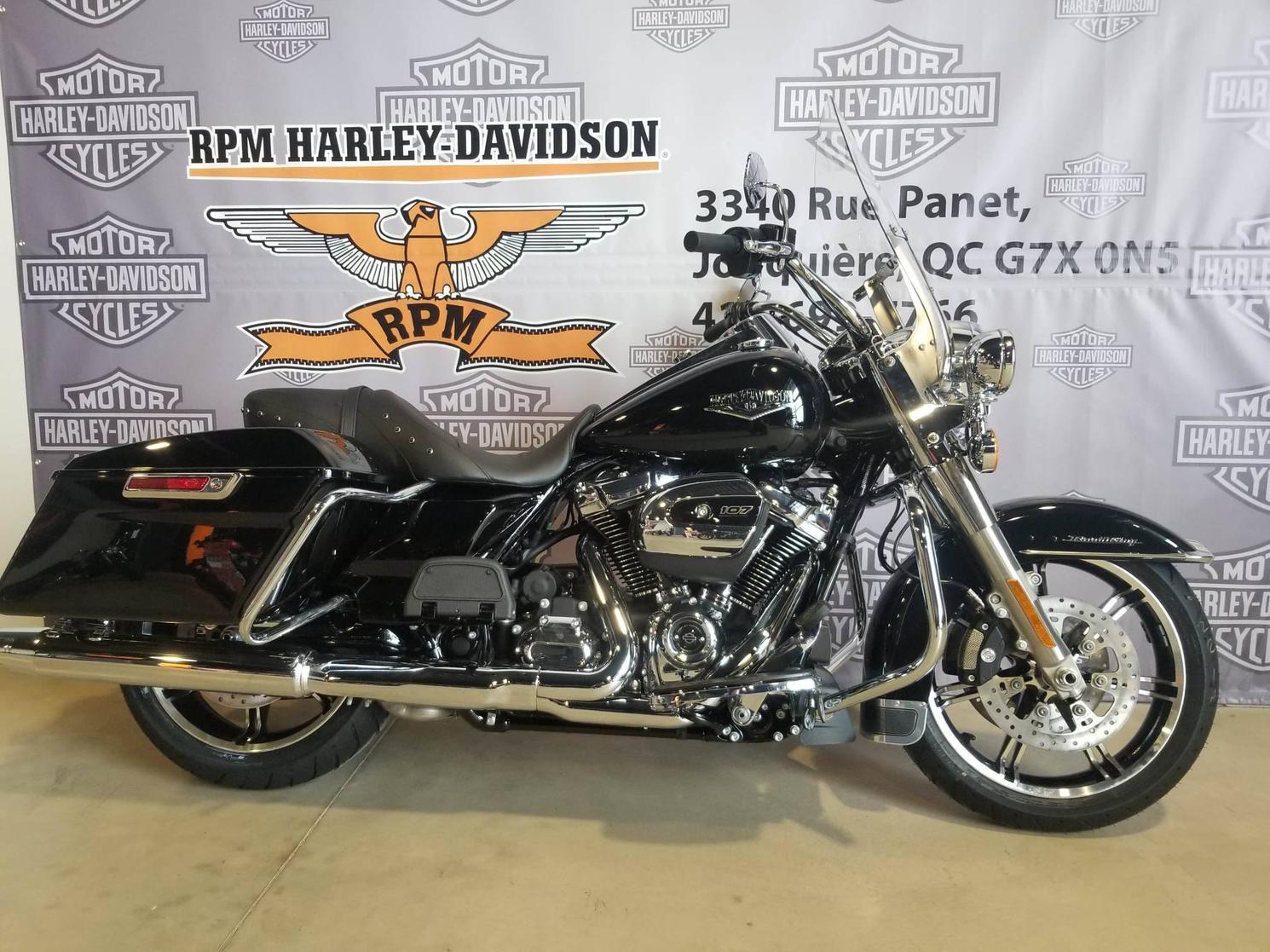 Harley-Davidson Road King 2021 - FLHR